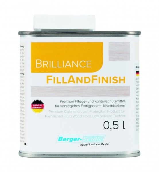 Berger-Seidle - Fill-and-Finish - 500 ml